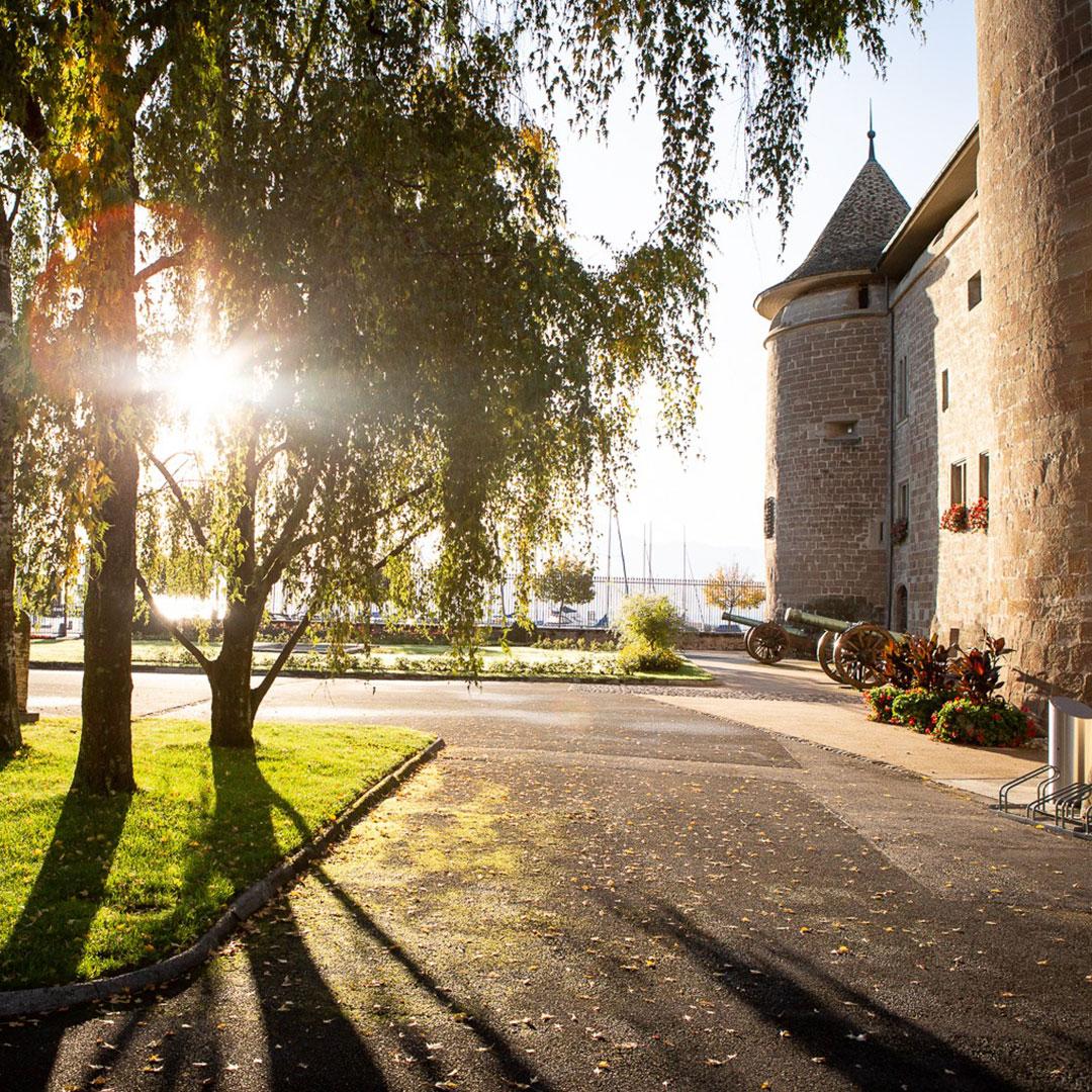 Exposition - Château de Morges