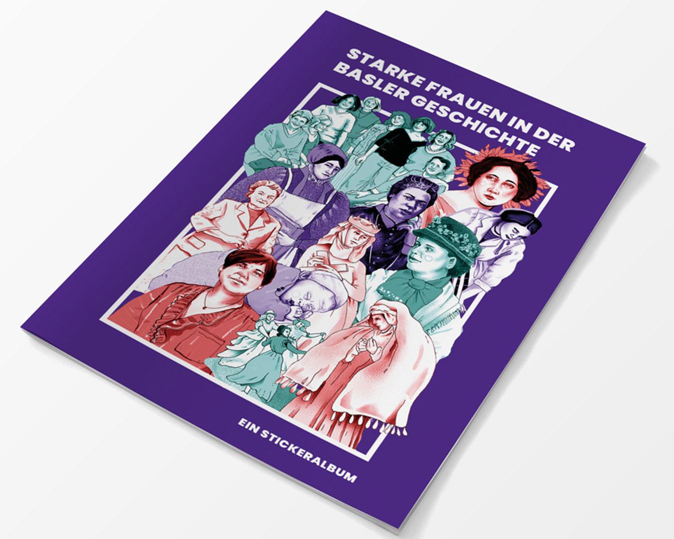 Starke Frauen in der Basler Geschichte